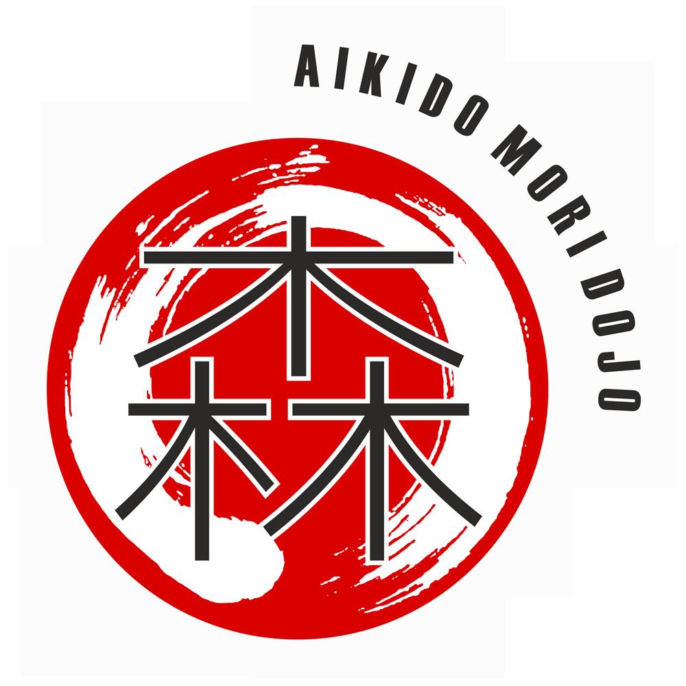 Aikido Mori Dojo Retina Logo