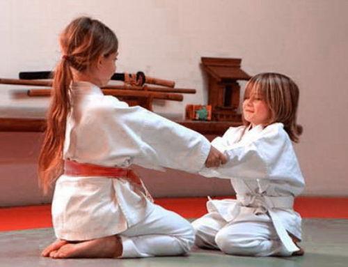 Miért gyakoroljon a gyermeked Aikidót?